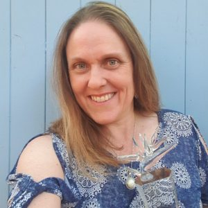 Romance author Meg Chronis wins the Strelitzia Award 2019