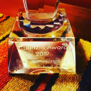 Wording on base of ROSA Strelitzia Award 2019 trophy